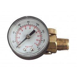 Regulator ciśnienie z manometrem FR3