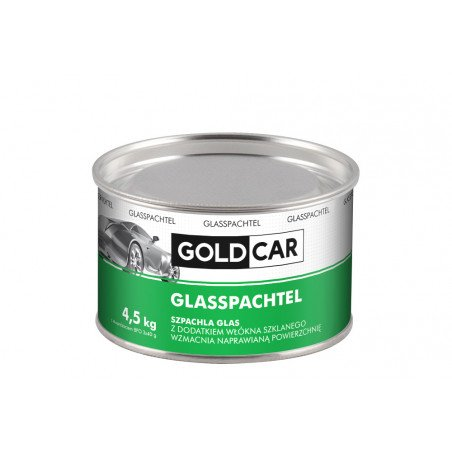 Szpachla Glas z włóknem szklanym Goldcar 4,5kg