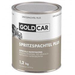 Szpachla natryskowa wykończeniowa Plus Goldcar 1,2kg z