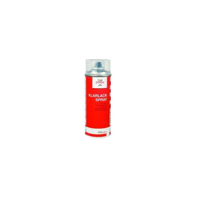 Lakier bezbarwny spray Carsystem 400ml