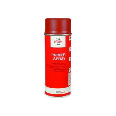 Farba podkład reaktywny szary spray Carsystem 400ml