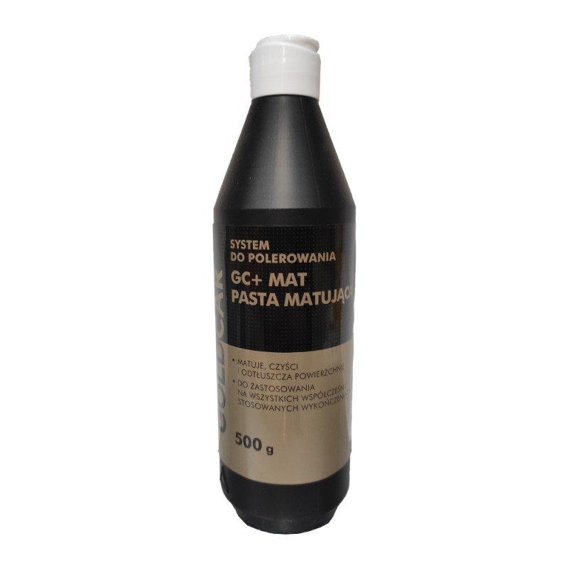 Pasta matująca Goldcar MAT 500g