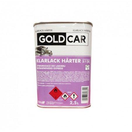 Utwardzacz GOLDCAR do lakieru bezbarwnego Express 2:1 2,5L