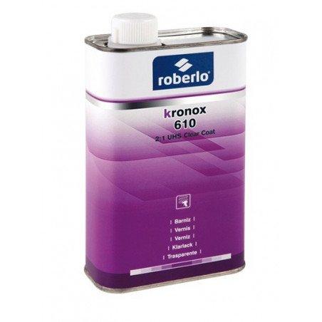 Lakier bezbarwny Roberlo Kronox 610 1l